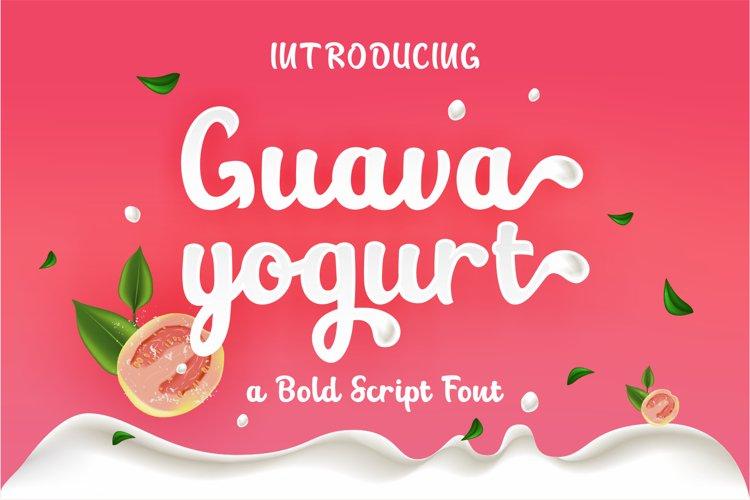Guava Yogurt example image 1