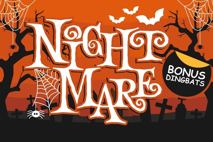 Night Mare example image 1