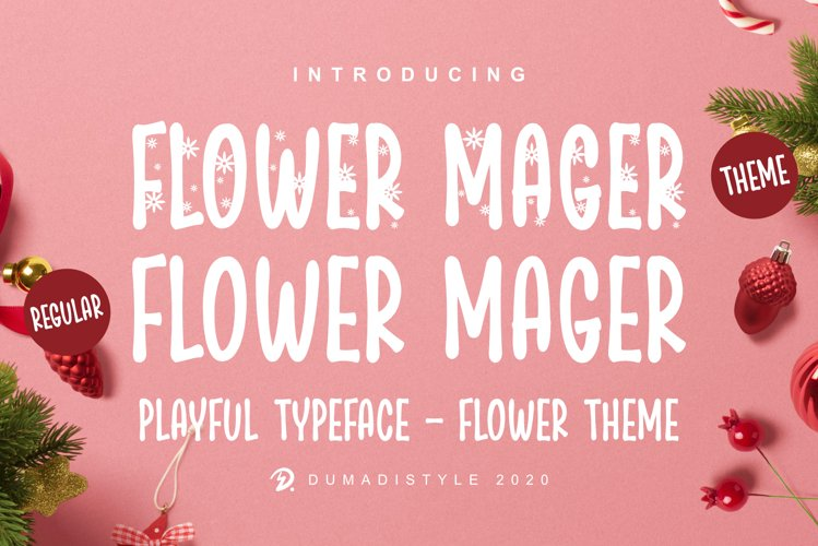 Flower Mager example image 1