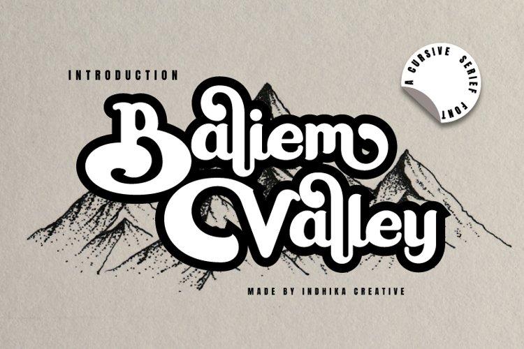 Baliem Valley example image 1