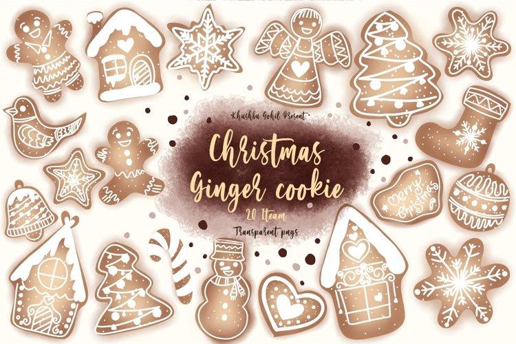 Fabulous Christmas Ginger Cookies example image 1
