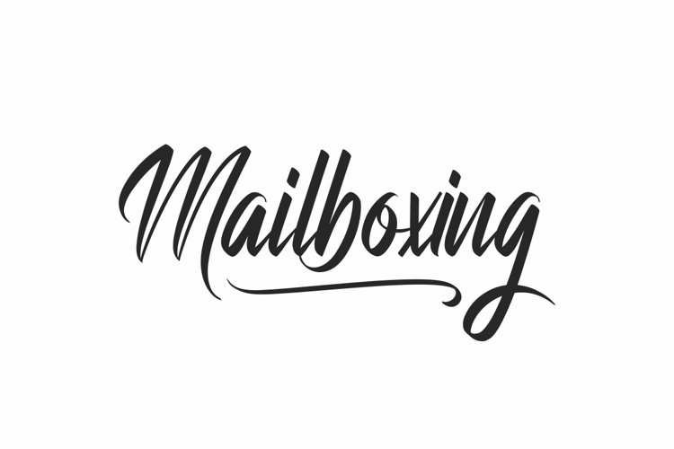 Mailboxing example image 1