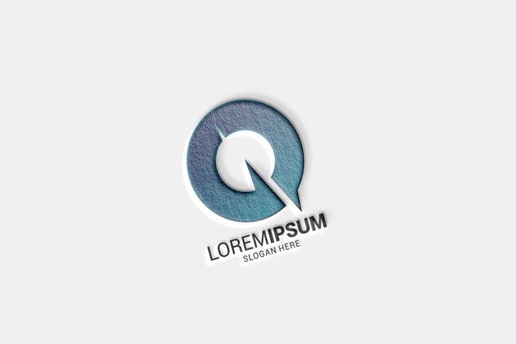 Marketing Logo example