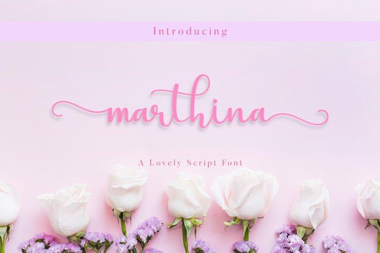 Marthina