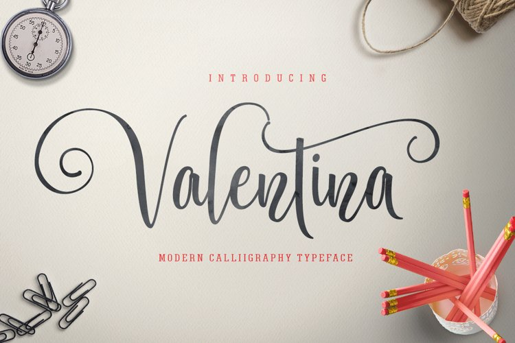 Valentina example image 1