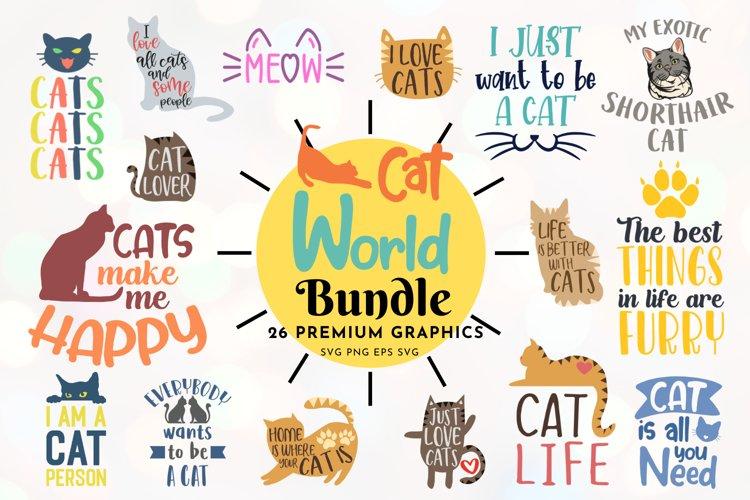 Cat World Bundle