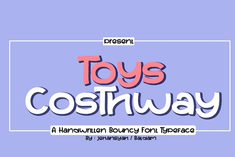 Toys Costhway example image 1