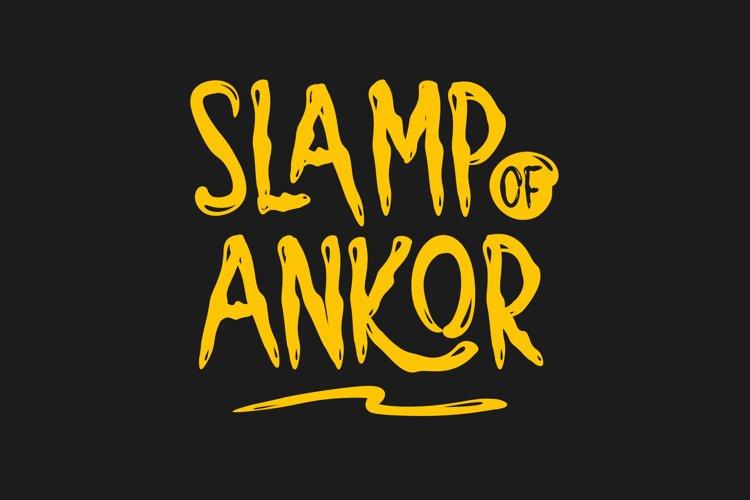 SLAMP OF ANKOR