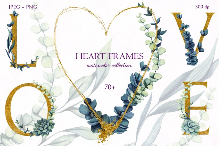 Heart Frames example image 1