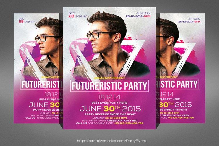 Concert Dj Flyer example image 1