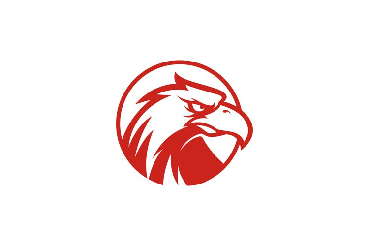 Eagle Head Logo example image 1