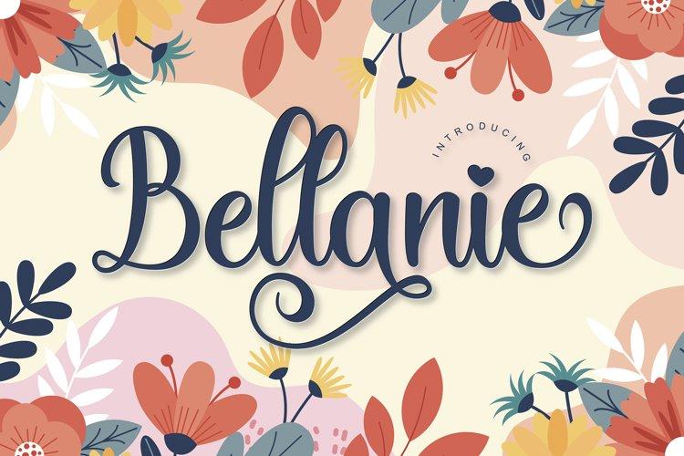 Bellanie example image 1