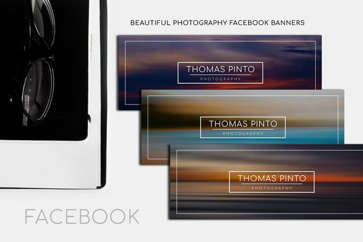 Beautiful Photography Facebook Banner example image 1