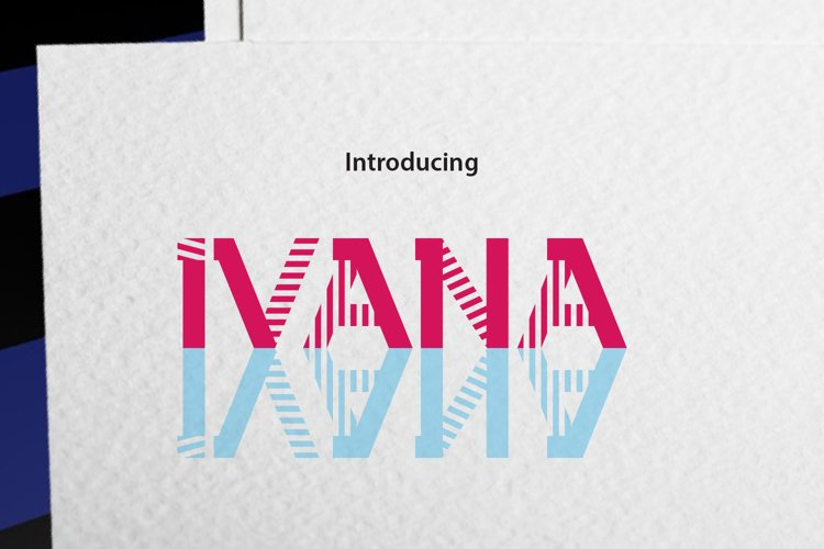 IVANA example image 1