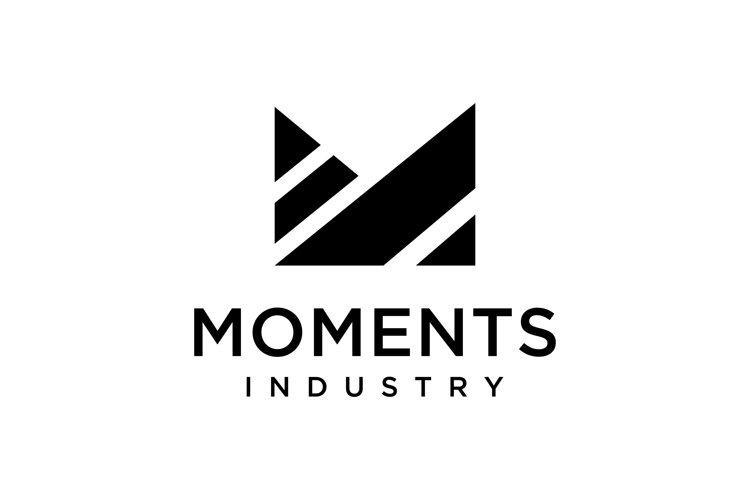 modern M logo example image 1