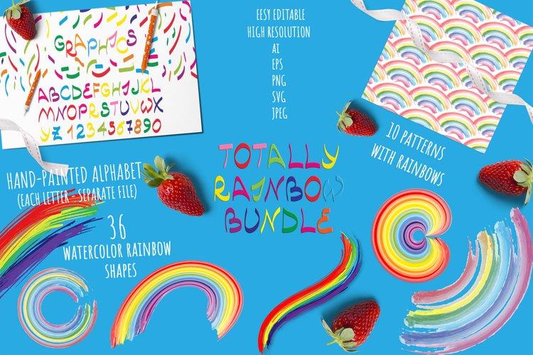 Totally Rainbow Bundle