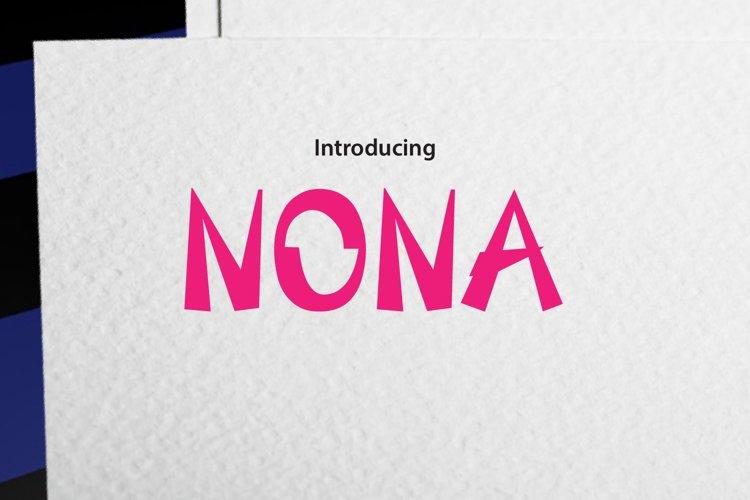 NONA example image 1