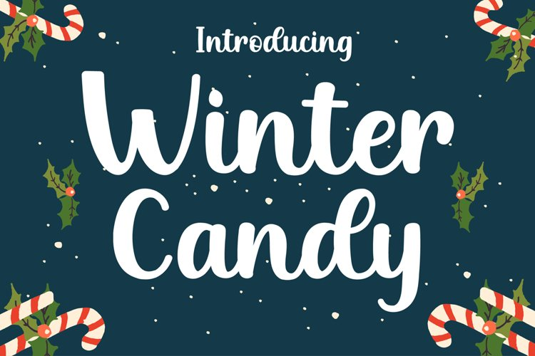 Winter Candy example image 1