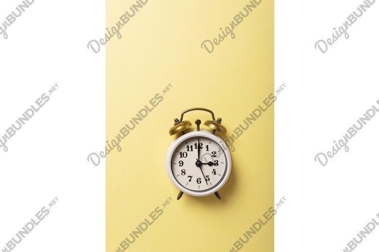 Concept of Daylight saving time. example image 1