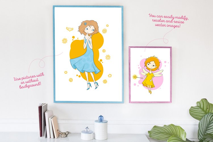 Kids and Families vector art example 4