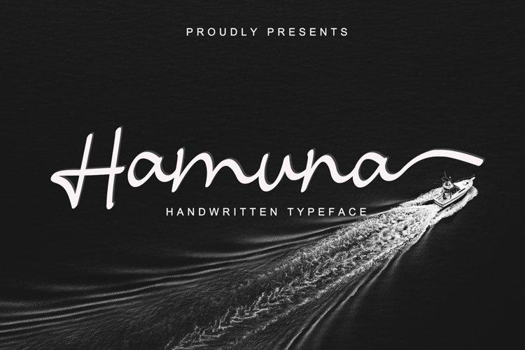 Hamuna example image 1