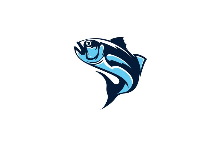 Fish Logo example image 1