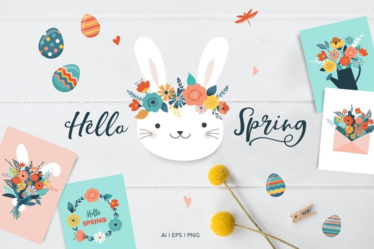 Hello Spring I Easter collection