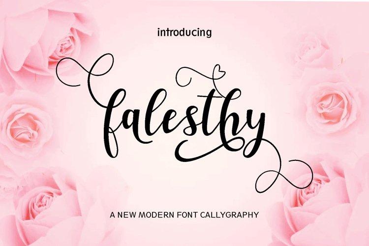 faleshty example image 1