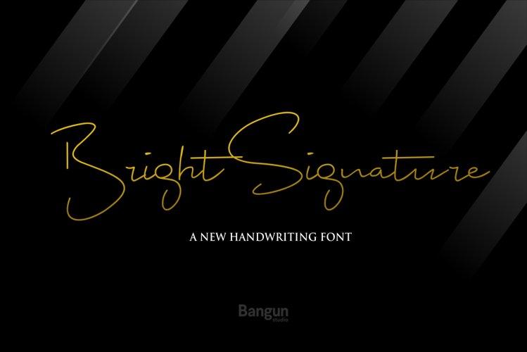 Bright Signature example image 1