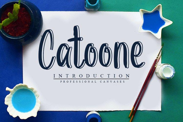 Catoone example image 1