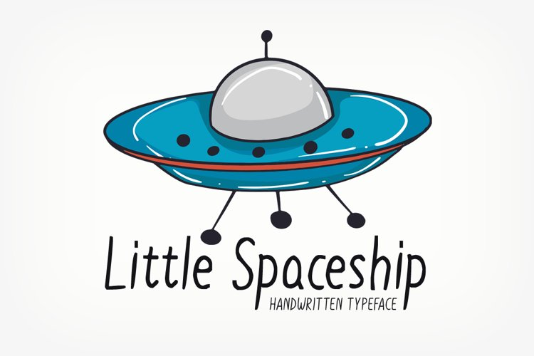 Little Spaceship example image 1