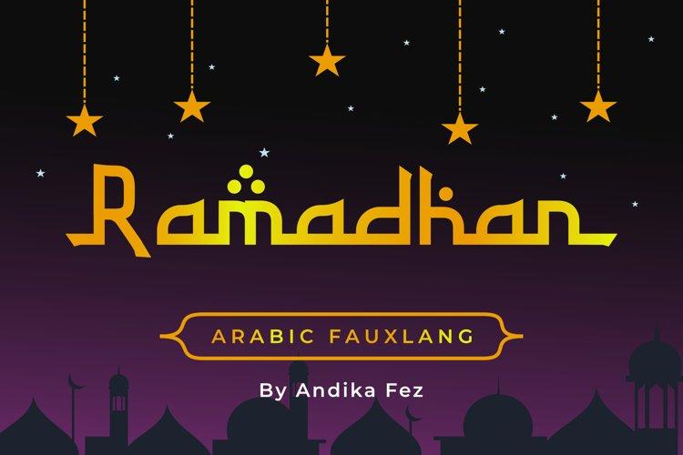 RAMADHAN FEST example image 1