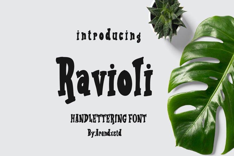 Ravioli example image 1