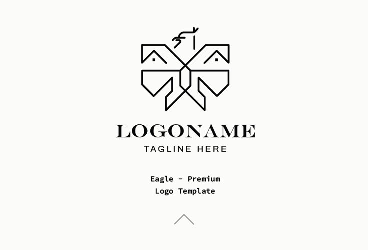 Eagle - Premium Logo Template