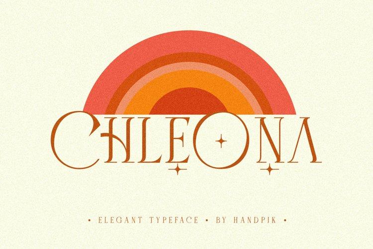 Chleona example image 1