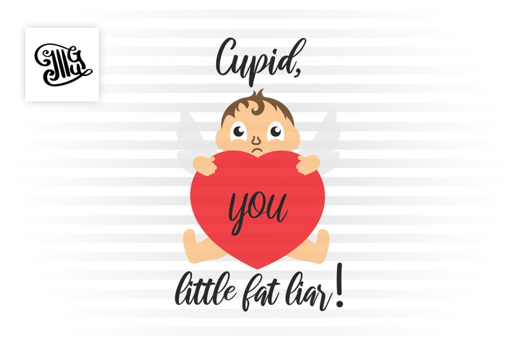 Adult Valentine's Day svg for girls and boys example image 1