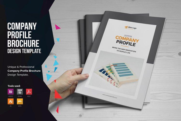 Company Profile Brochure v3 example image 1