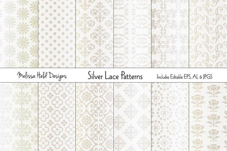 Silver Lace Patterns