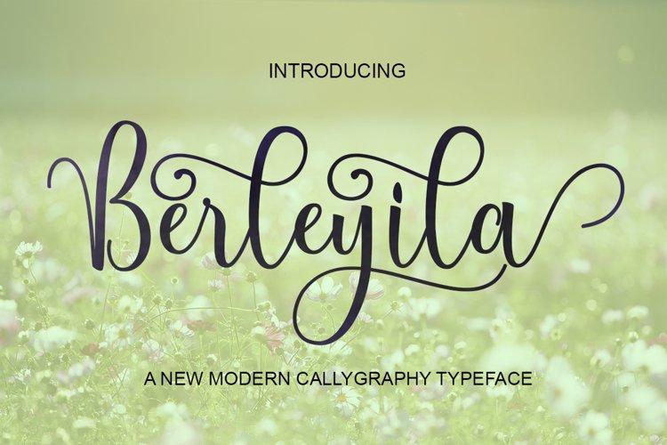 Berleyila example image 1