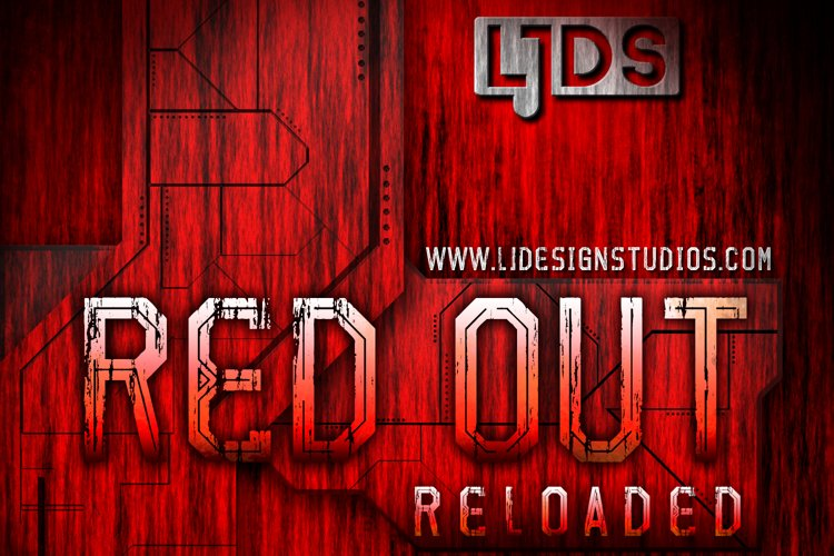 Red Out Reloaded example image 1