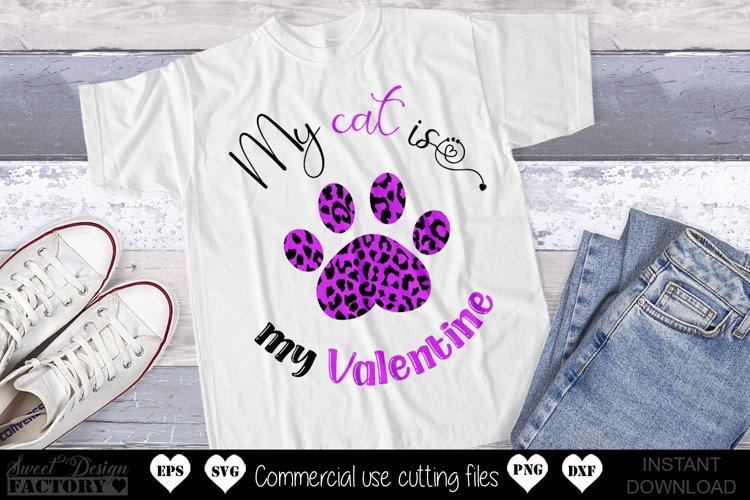 Download Cat Valentine Svg 1145445 Cut Files Design Bundles