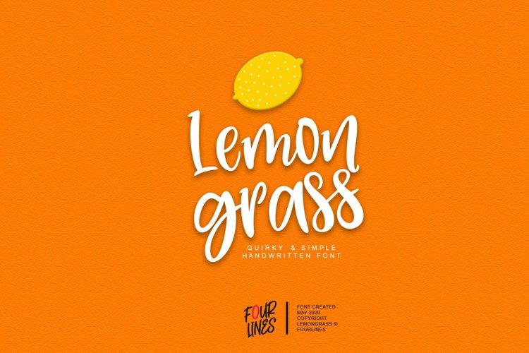 Lemon Grass example image 1