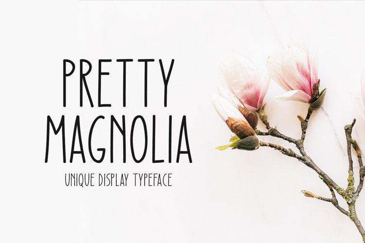 Pretty Magnolia example image 1