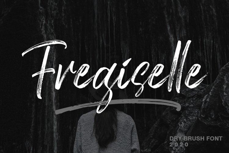 Fregiselle Brush example image 1