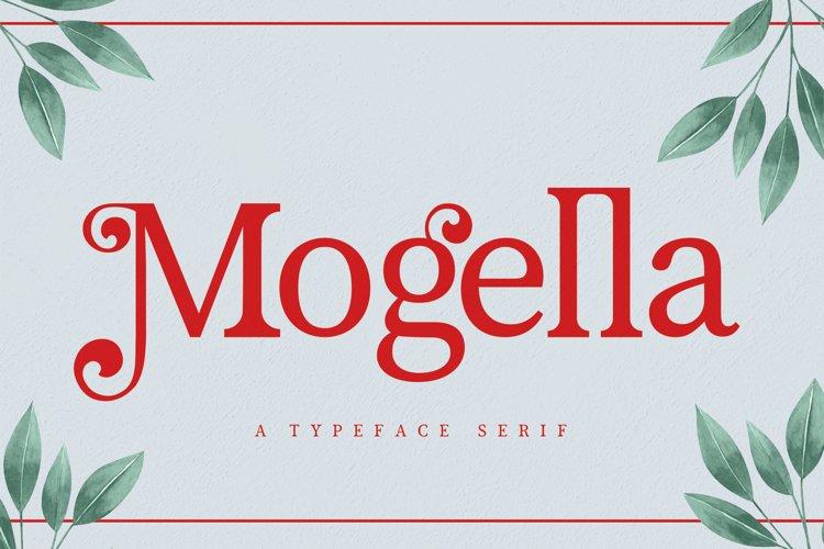 Mogella example image 1