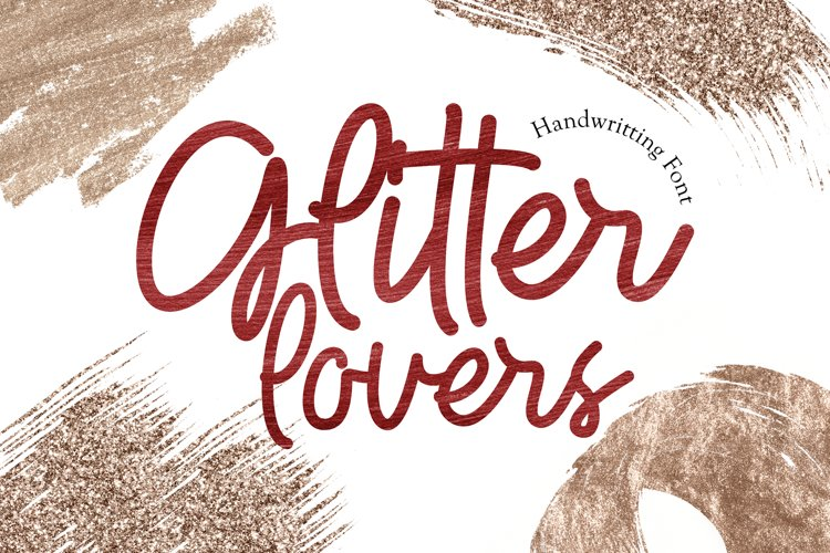 Glitter Lovers example image 1