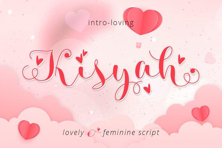 Kisyah Loved example image 1