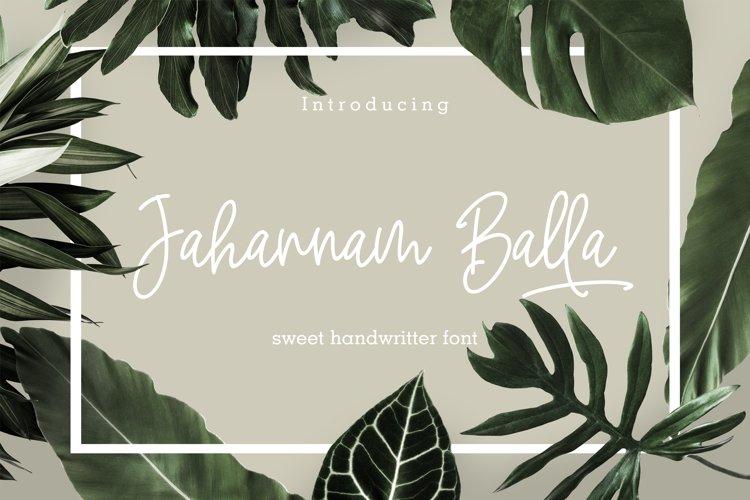 Jahannam Balla example image 1