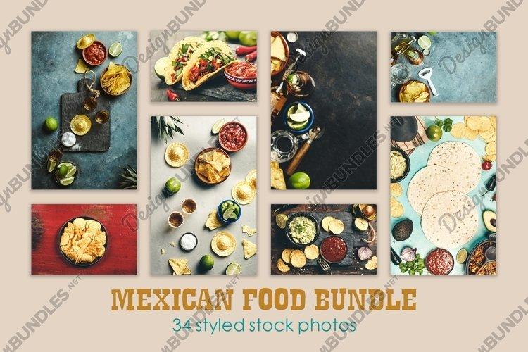 Mexican Food Bundle