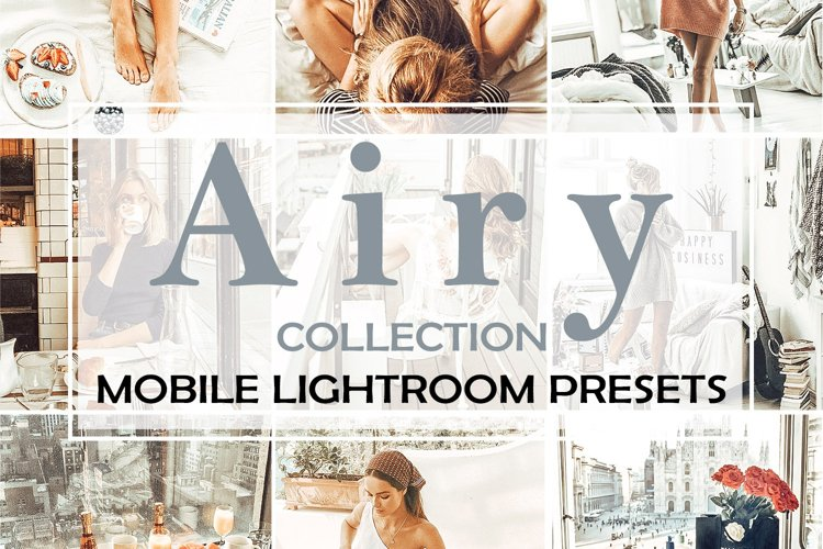 3 Mobile Lightroom Presets AIRY example